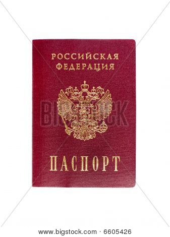 Russian National Passport