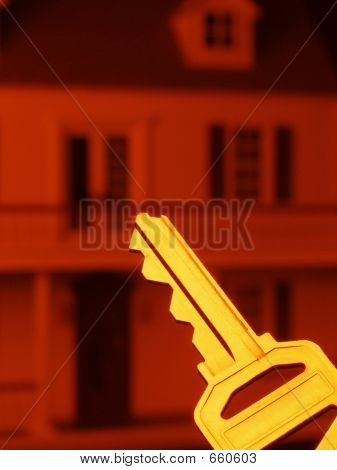 Real Estate Gold Key