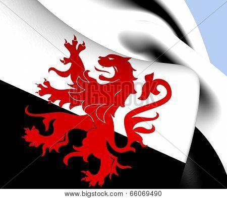 Flag Of Poitou-charentes