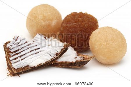 Coconut Laddu Of Southeast Asia