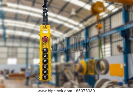 Crane Pendant Switch