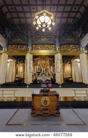 Tsukiji Honganji Temple in Tokyo