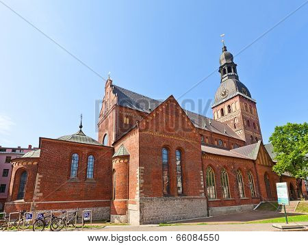 Dome Cathedral (1211), Riga, Latvia