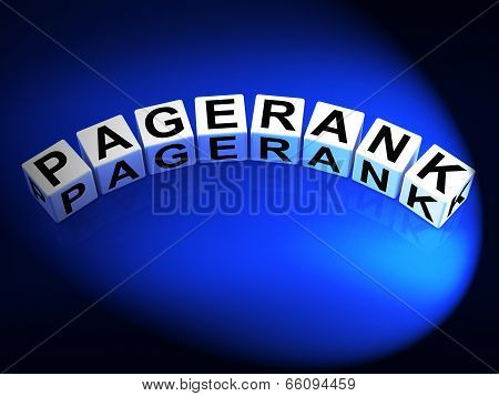 Pagerank Dice Refer To Page Ranking Optimization