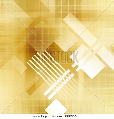 art abstract geometric textured light colorful background in vanguard style in white, beige and brown colors