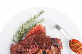 stock photo of veal meat  - meat food  - JPG