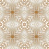 foto of greater  - Seamless pattern made from Greater Flamingo  - JPG