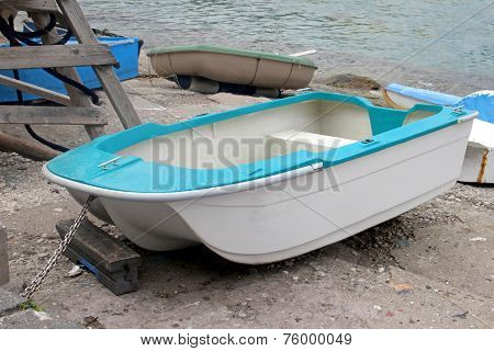 Small Rowing Boat