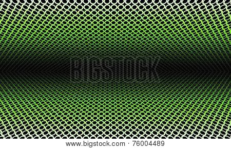 Abstract Background Circle Shape