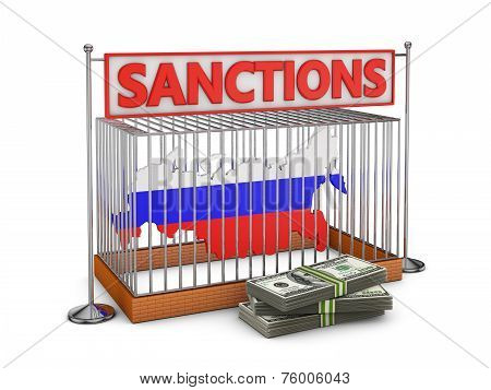 Russia  In A Cell