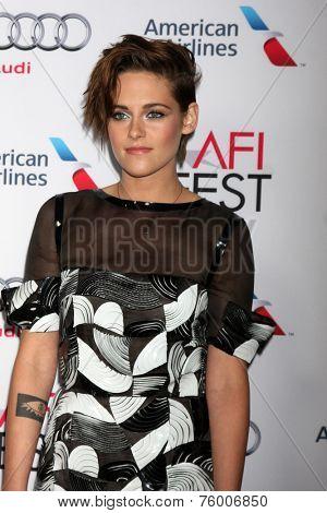 LOS ANGELES - NOV 12:  Kristen Stewart at the