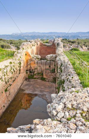 Vaulted Cistern