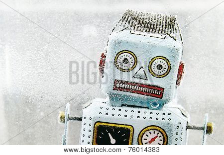cold robot