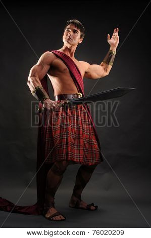 leader of highlander