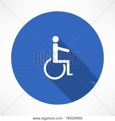 Handicap Sign Icons