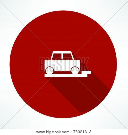 parked car icon