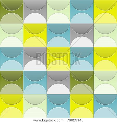 The Abstract Geometric Background
