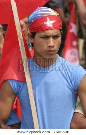 Youth Communist League (ycl)  Supporter