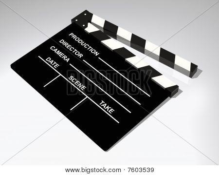 Film - Clapboard