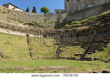 Volterra-amphitheatre