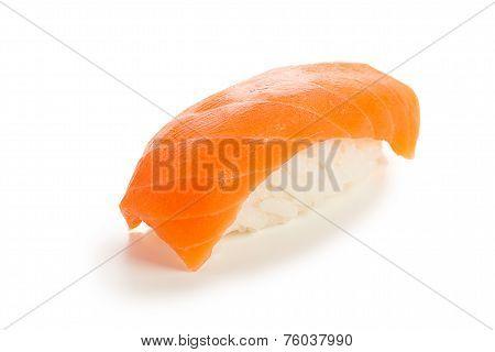 Salmon Syake Nigiri Sushi