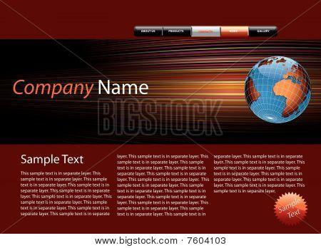 Web Page Layout 2