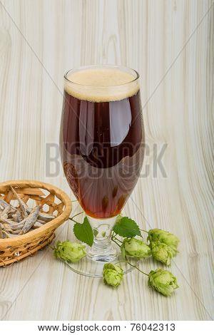 Beer With Hop