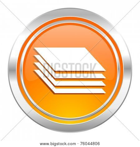 layers icon, gages sign