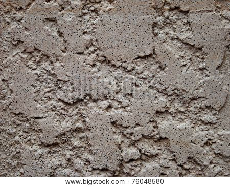 Rough Concrete Wall