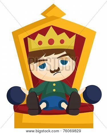 Bored King