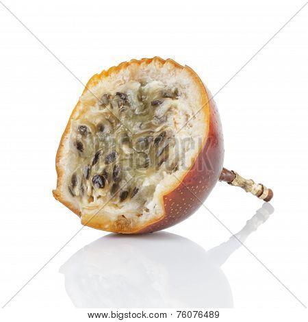 Half Of Passion Fruit Granadilla