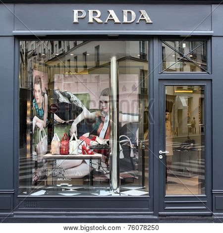 Prada In Paris