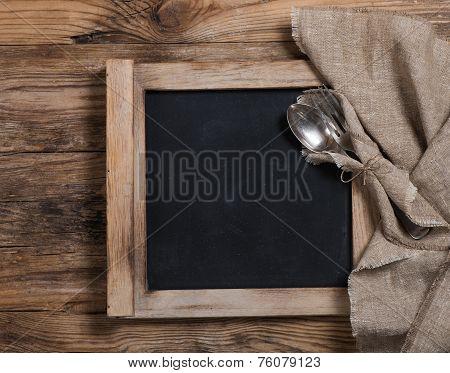 Kitchenware And Menu-board