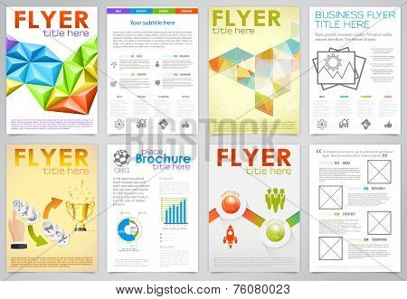 Collect Flyer Design Template
