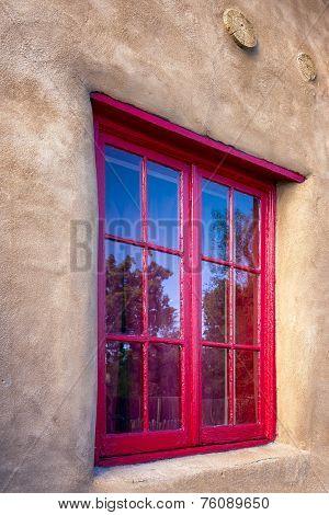 Santa Fe Gallery Window