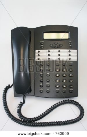 Mulitiline Phone Isolated
