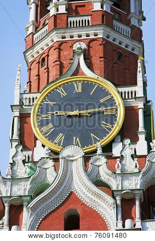 Kremlin Chimes Of The Spassky Tower