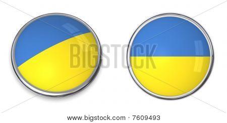 Banner Button Ukraine