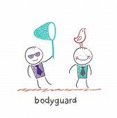 picture of bodyguard  - Bodyguard - JPG