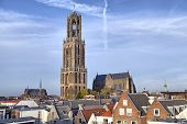 picture of dom  - Dom Tower of St Martin - JPG