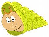 image of snail-shell  - Cartoon - JPG