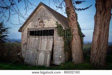 Abandoned Old Shack