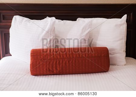 Comfortable Hotel Bed