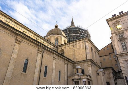Turin Cathedral and the Chapel of the Holy Shroud, Turin