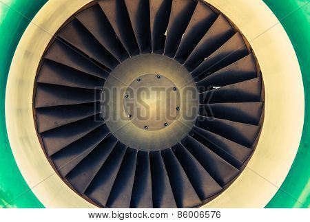 Jet Engine Turbine