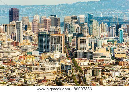 San Francisco Cityscape
