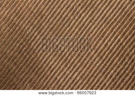 Old velvet jeans texture