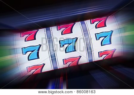 Triple Seven Slot Machine