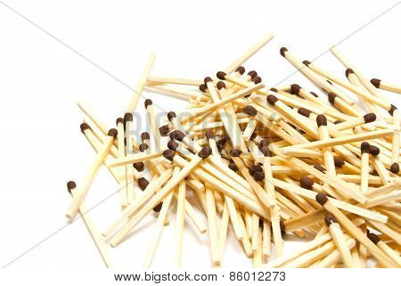 Small Heap Of Many Matches