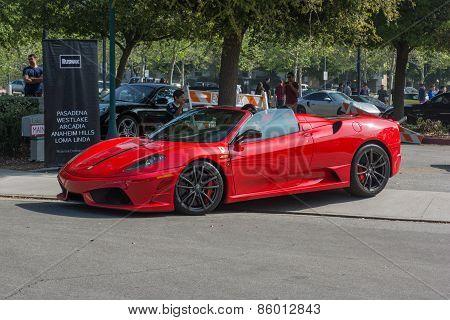 Ferrari 16M  Convertible